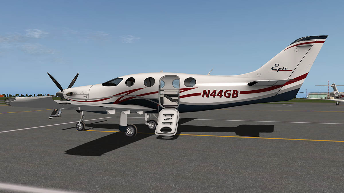 Aircraft Review : Epic E1000 by Aerobask - General ...