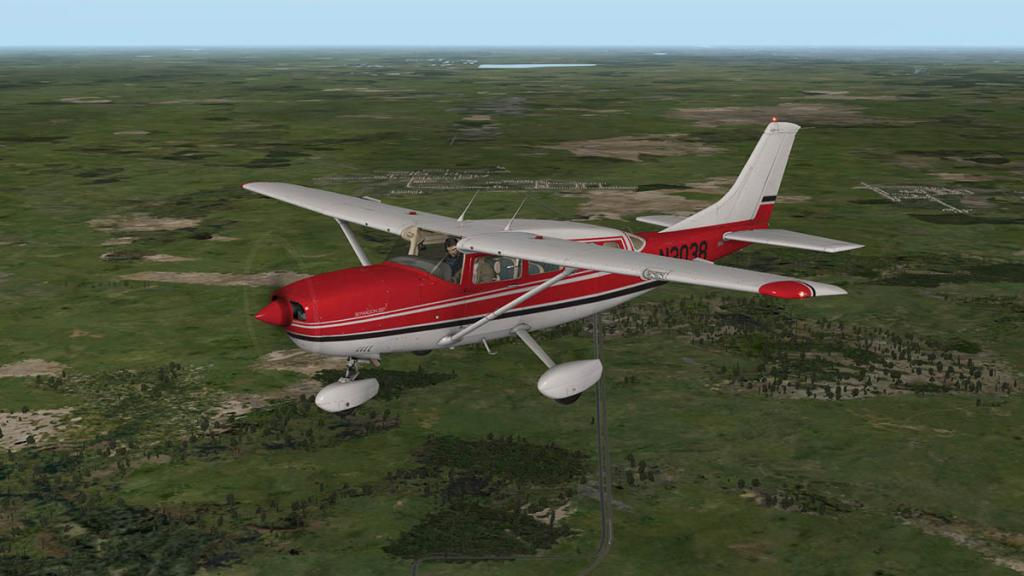 Aircraft Review : Cessna 207 Skywagon by Alabeo - General