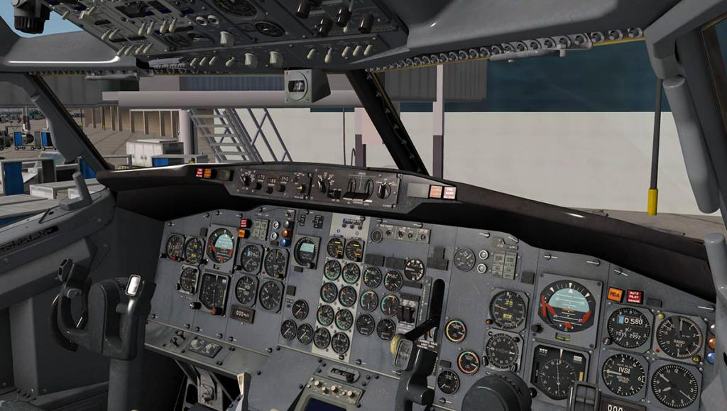 X-Plane] 737-200 Crack - My Slim Fix