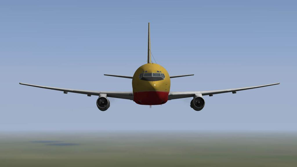 Aircraft Review : Boeing 732 TwinJet by FlyJSim - Airliners Reviews
