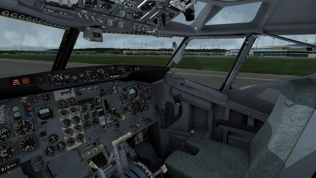Aircraft Thoughts and Opinions: FlyJSim 732 TwinJet - Airliners