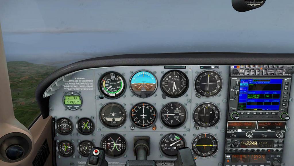 Aircraft Review : CT206H Turbo Stationair HD Series by Carenado