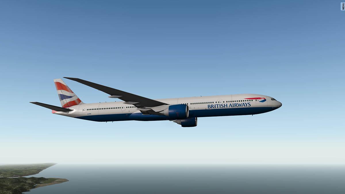 Flight Factor Boeing 777 Worldliner Professional V12