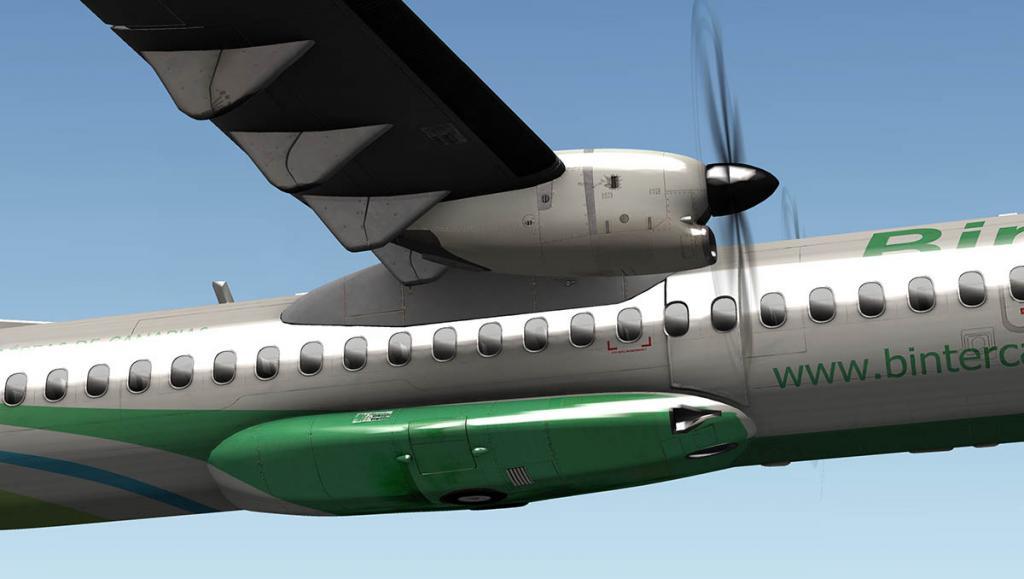 Aircraft Review : Aerosoft ATR 72-500 - Airliners Reviews