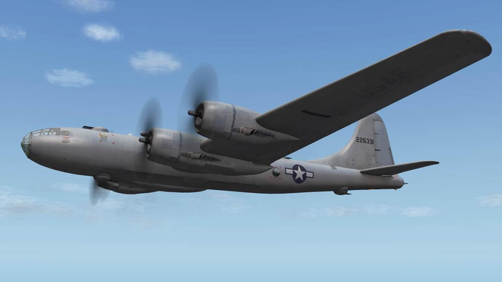 Aircraft Review : Boeing B-29 Superfortress by Virtavia and