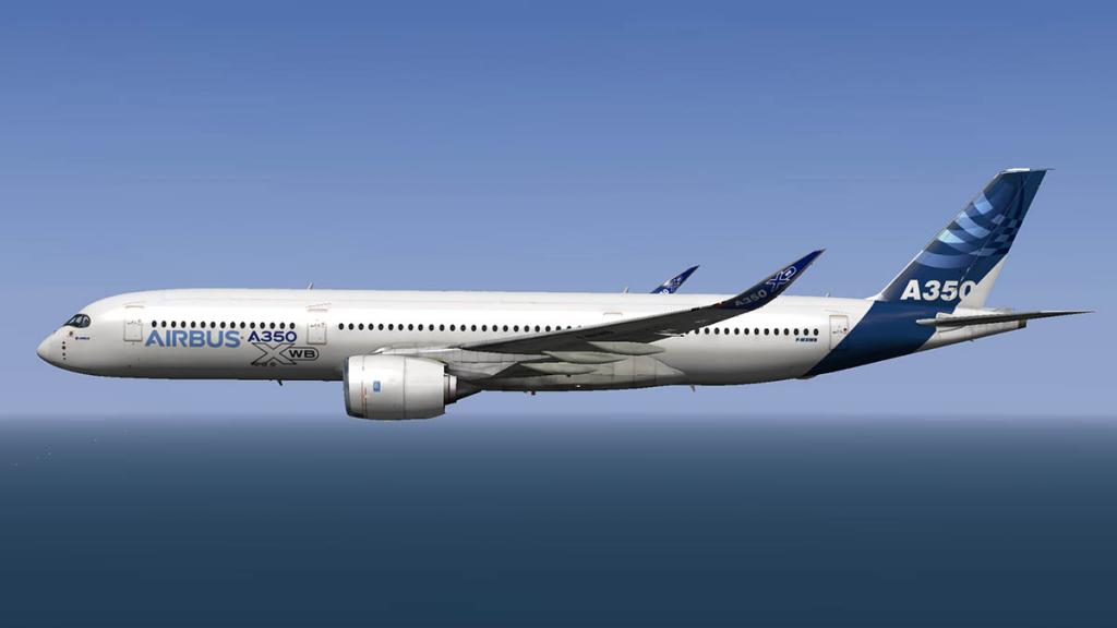 Aircraft Review : Airbus A350 XWB Advanced by FlightFactor