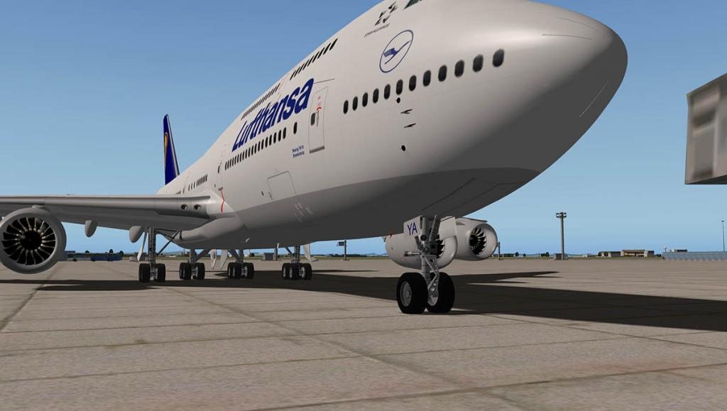 Aircraft Review : Boeing 748i Advanced by SSG - Airliners