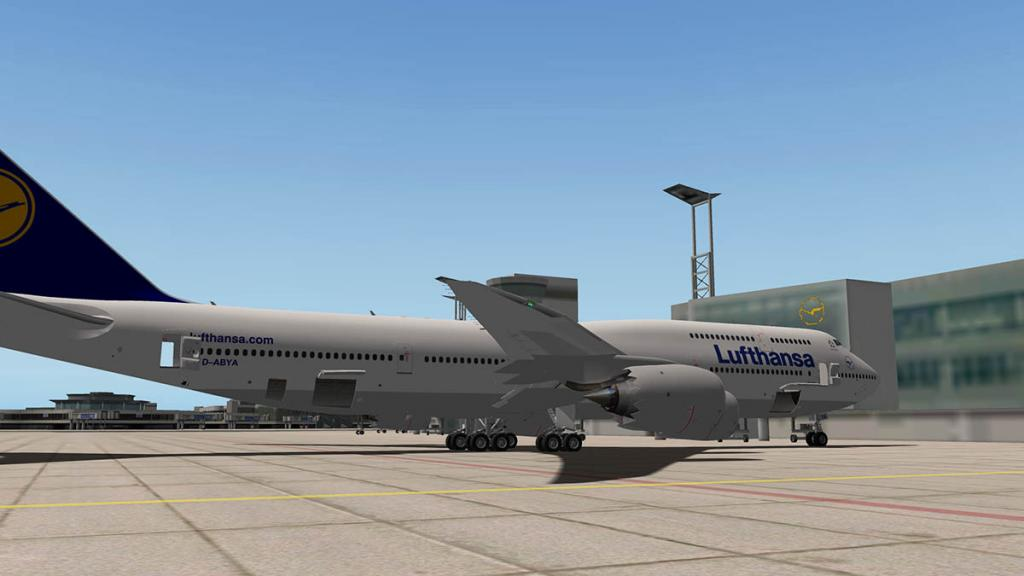 Aircraft Review : Boeing 748i Advanced by SSG - Airliners Reviews