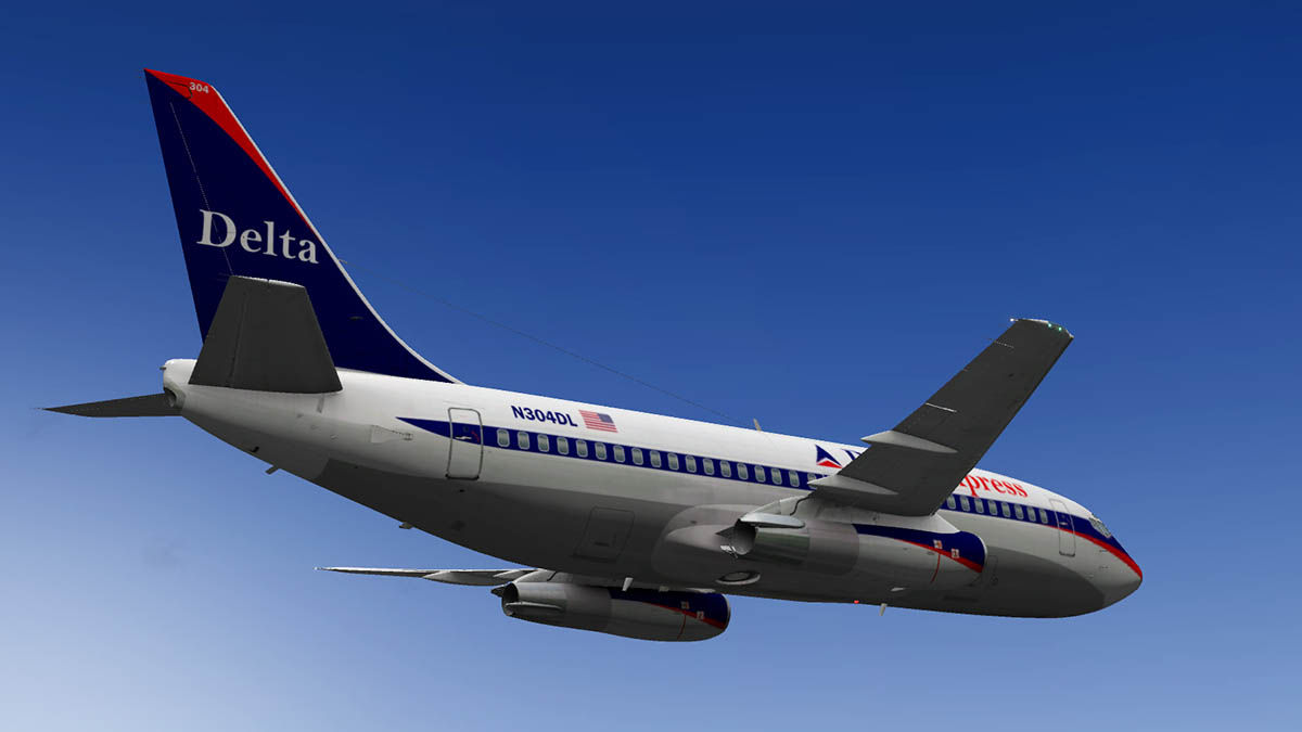 Aircraft Update : Boeing 732 TwinJet by FlyJSim - Airliners Reviews