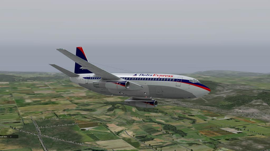 Aircraft Update : Boeing 732 TwinJet by FlyJSim - Airliners