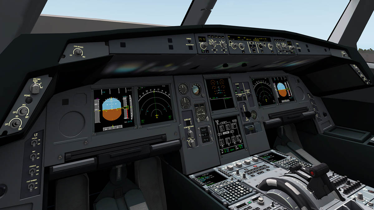 Aircraft Review - Airbus A330-300 v2 by RW Designs ...