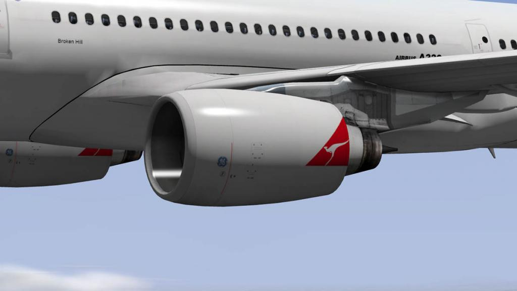 Aircraft Review - Airbus A330-300 v2 by RW Designs