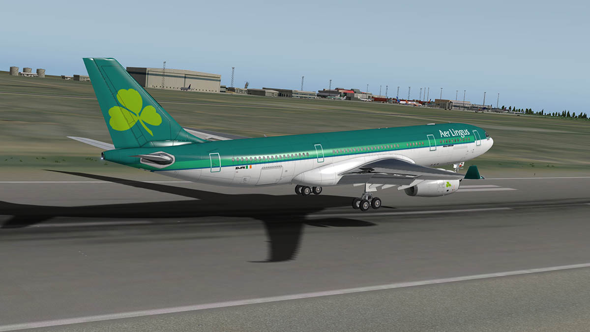 Aircraft Update : Airbus A330-243 v1 2r2 by JARDesign - Airliners