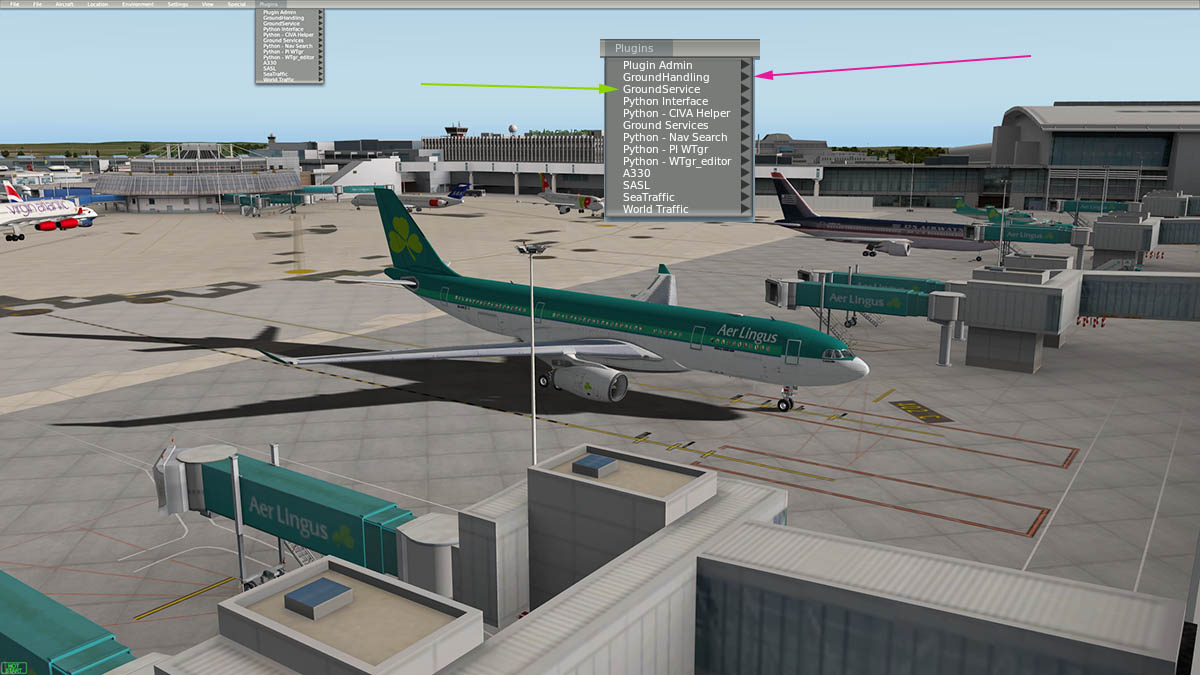 Aircraft Update : Airbus A330-243 v1 2r2 by JARDesign