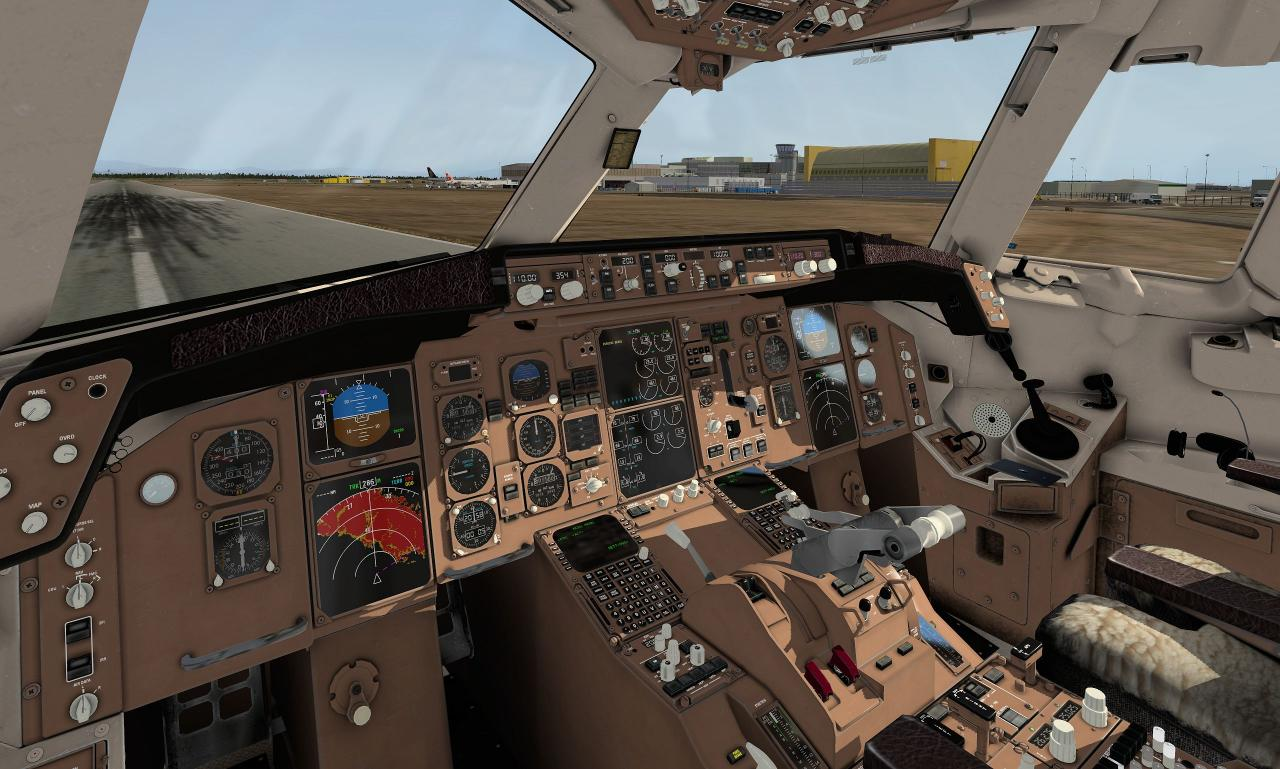 News! - New images of FlightFactors Boeing 767 - News! The latest
