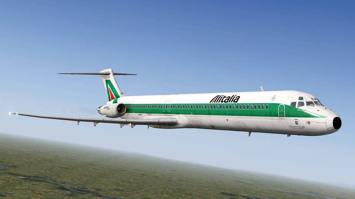 aircraft release mcdonnell douglas md 88 by rotate airliners rh xplanereviews com Airplane Aviation Manuals Airplane Aviation Manuals