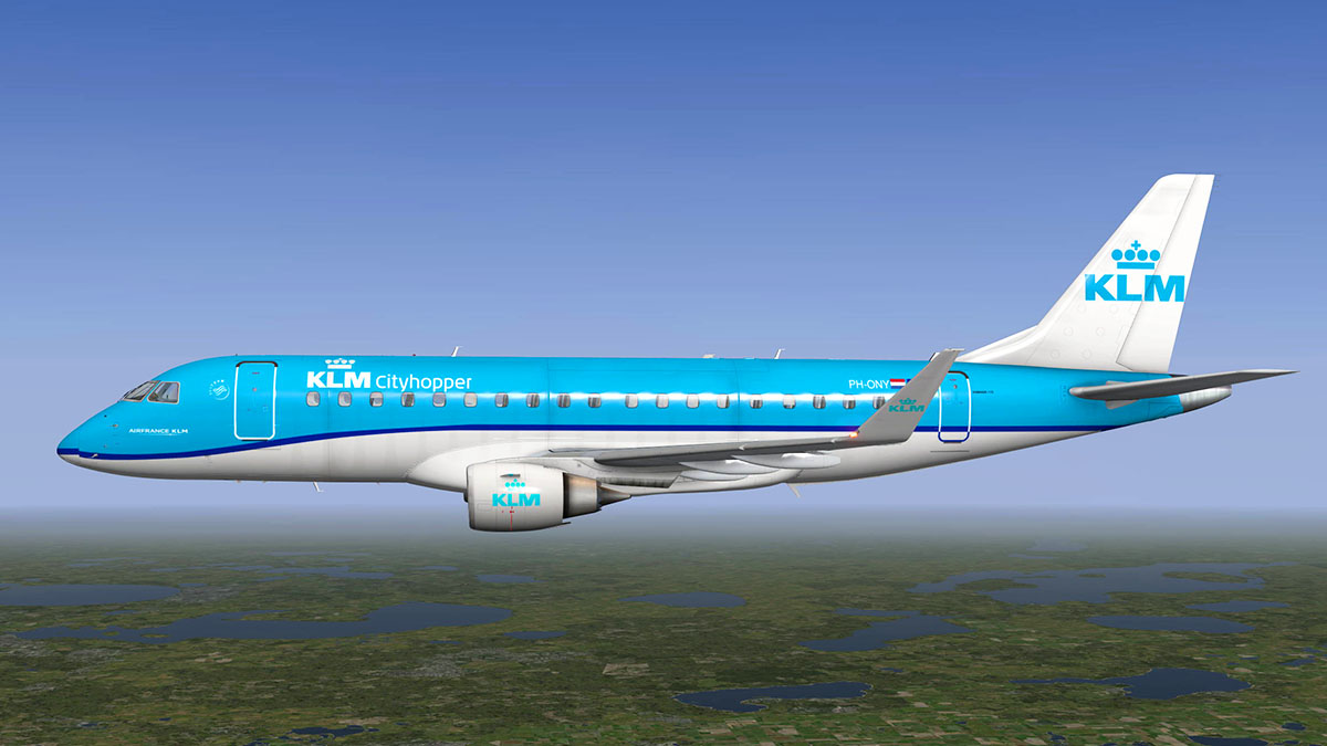 Aircraft Update Review - Embraer E175 v1 1 by X-Crafts