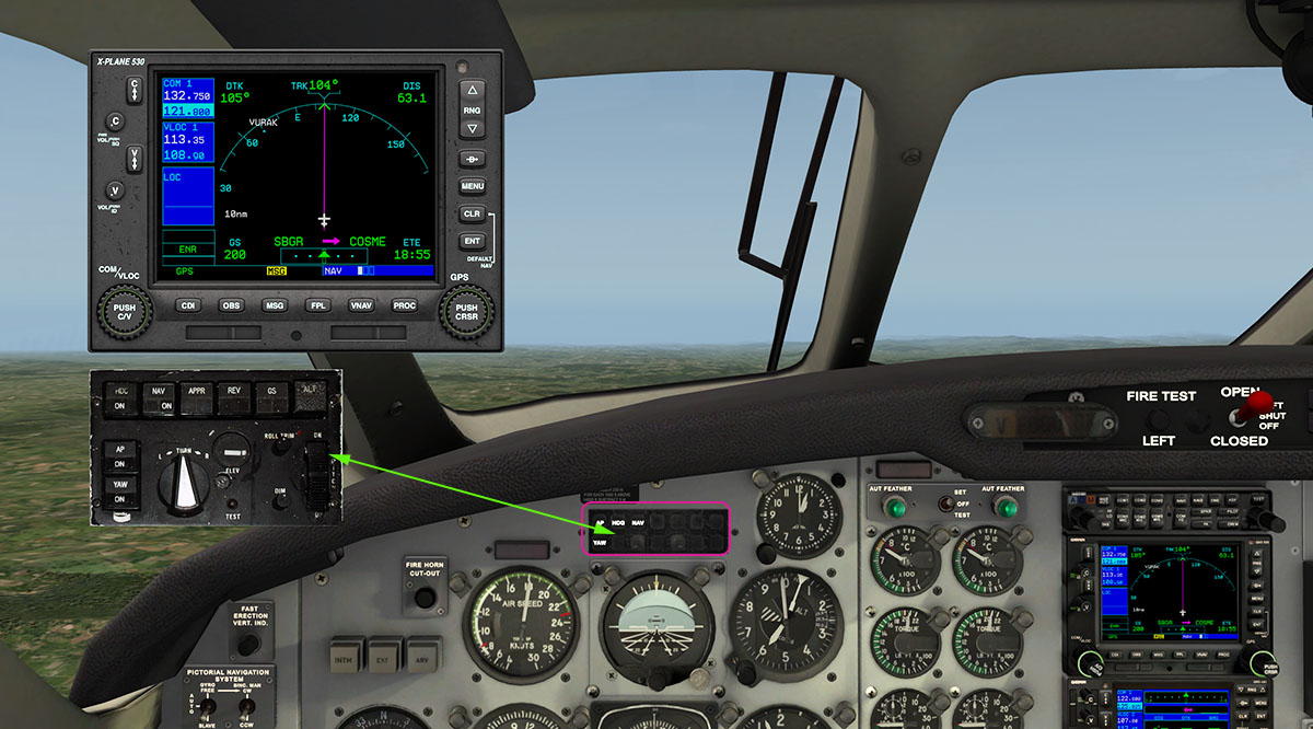 Aircraft Update : Embraer EMB -110 Bandeirante v2 by Dreamfoil Creations