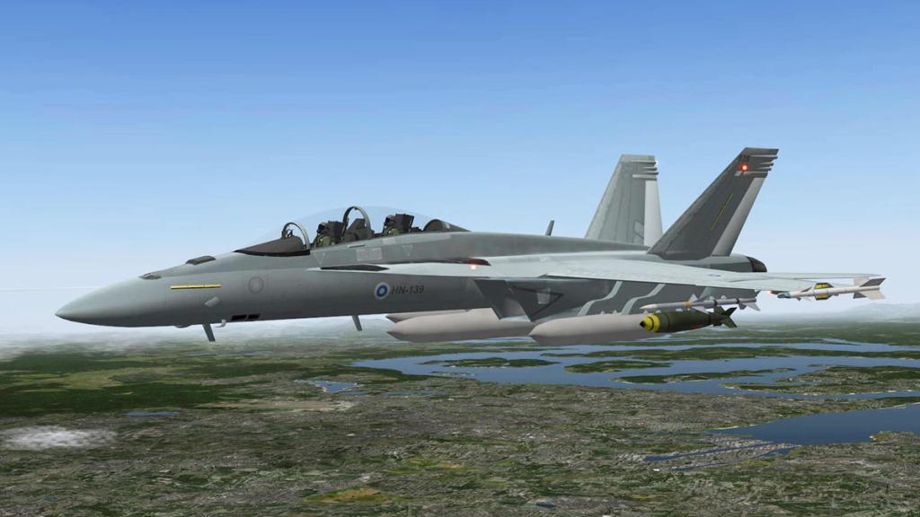 Aircraft Review : F/A 18-F