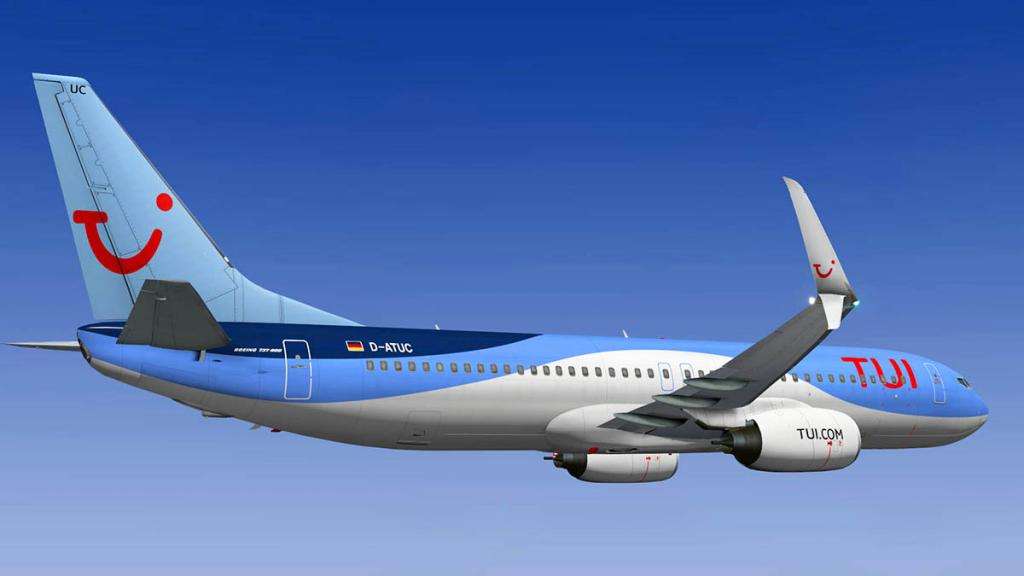 Aircraft Review : x737project v5 0 by EADT - Airliners