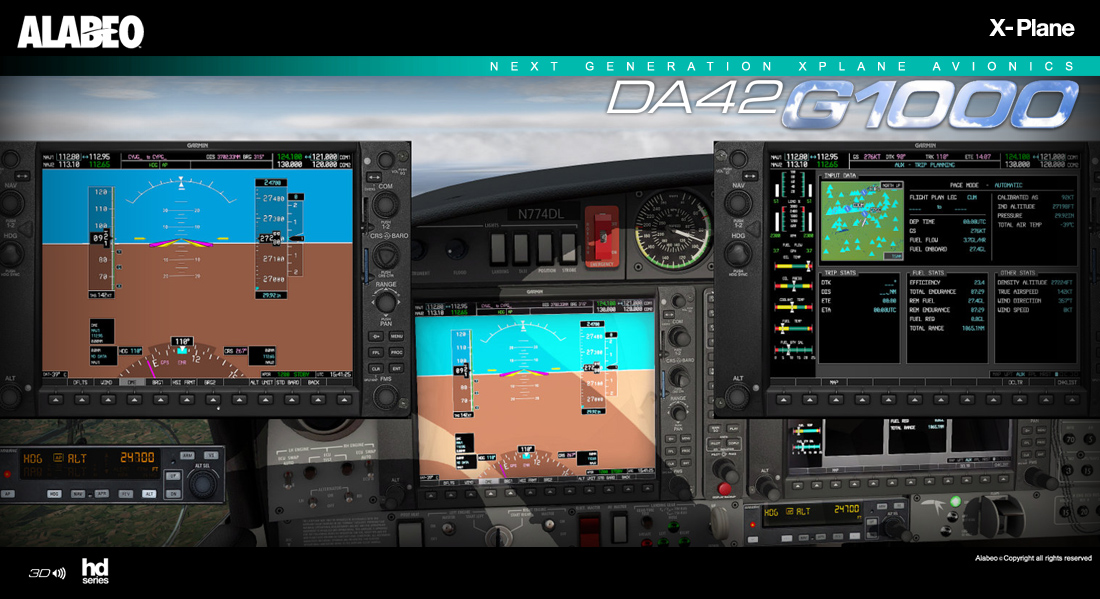 News! - Released! - DA42 Twin Star by Alabeo - News! The