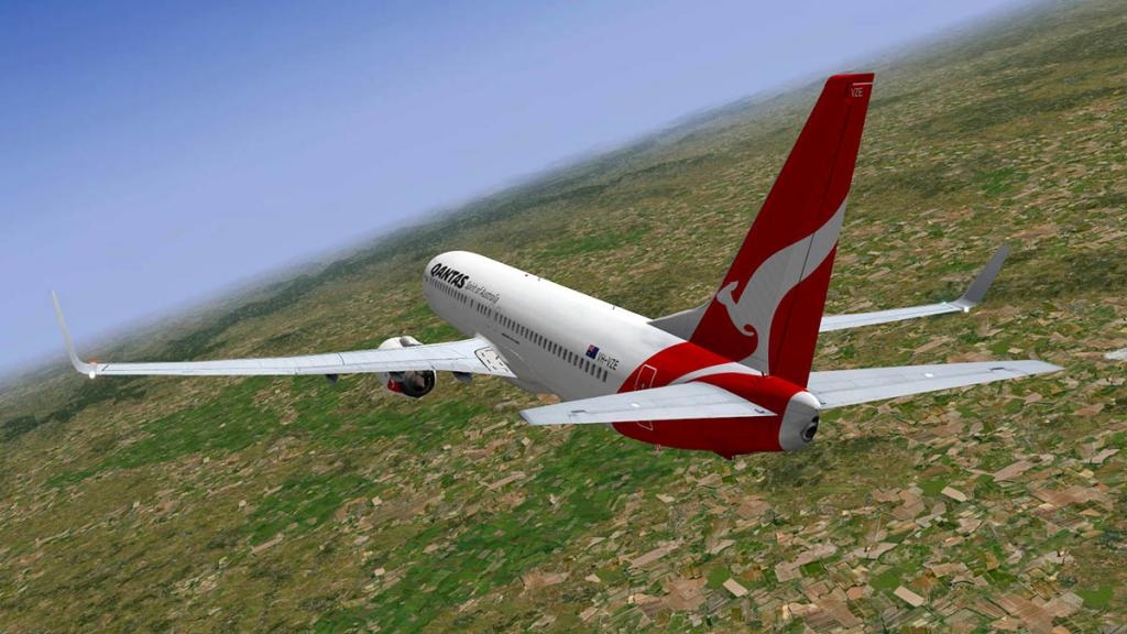 News! - Aircraft Update : x737 is now version v5 0 1 by EADT - News