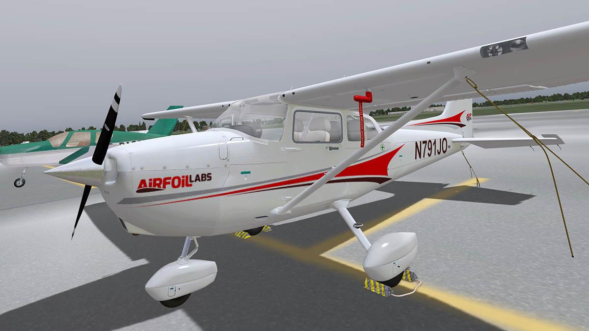 Cessna 172 parts Manual free Download