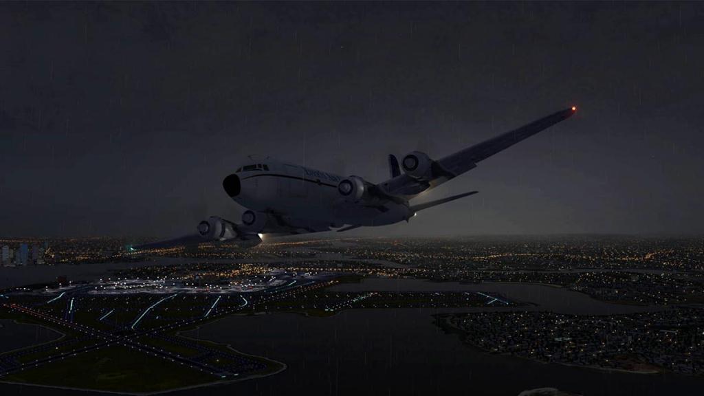 DC-6A_lighting departure.jpg