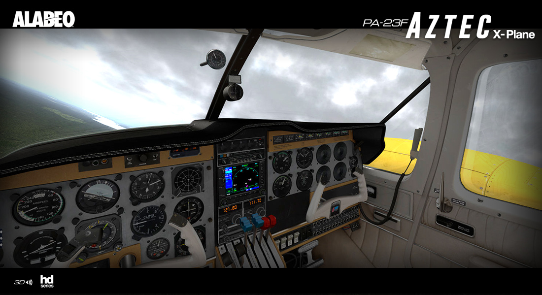 News Aircraft Release Pa23 Aztec F 250 Hd Series