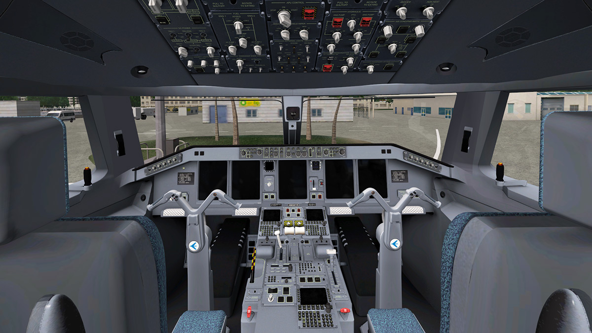 Aircraft Review : Embraer E-175 v2 0 by X-Crafts - Airliners