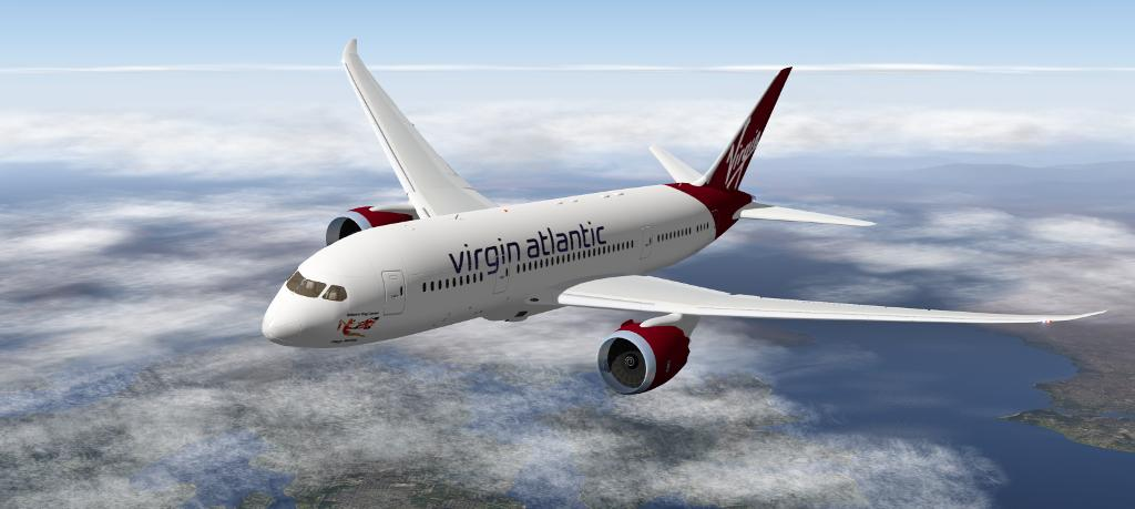 News! - Aircraft Updated : Boeing 787-9 v10 50 by VMAX and Voidhawk9