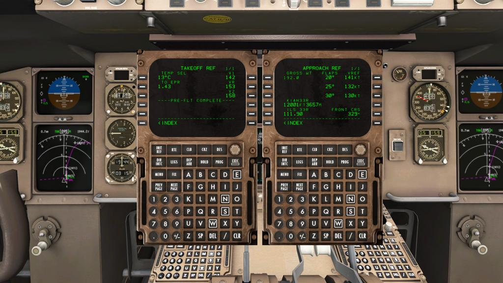 Aircraft Release Review : Boeing 757-200 v2 by FlightFactor VMAX