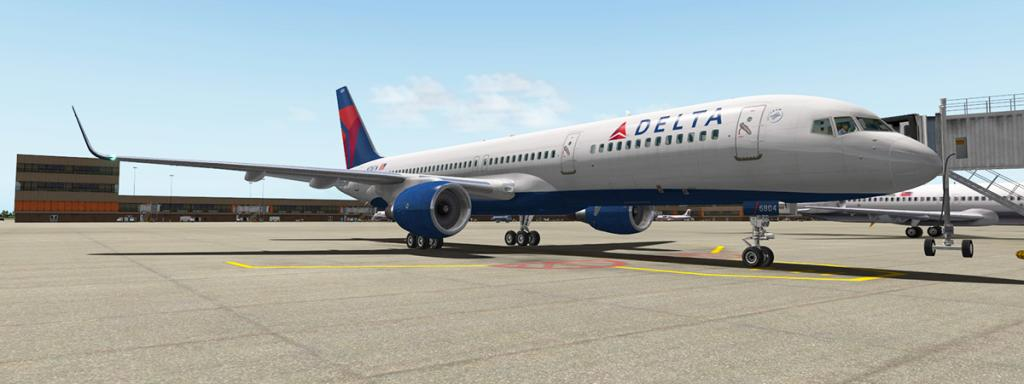 Aircraft Release Review : Boeing 757-200 v2 by FlightFactor