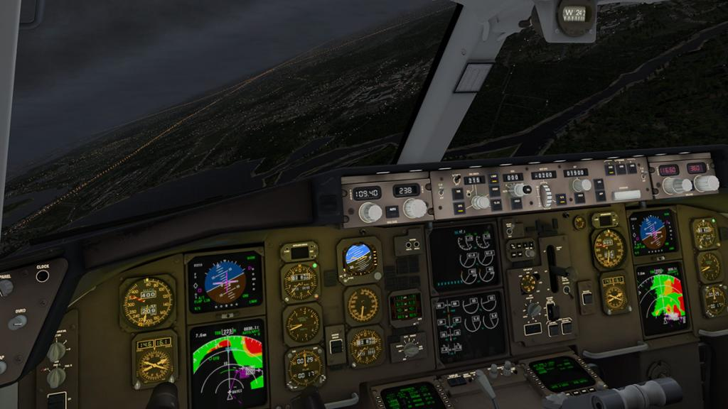 aircraft release review boeing 757 200 v2 by flightfactor vmax rh xplanereviews com Boeing 747 Boeing 757 Interior