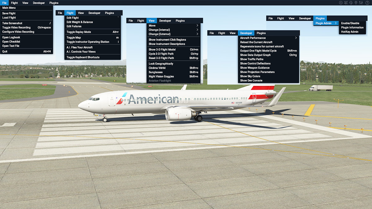 Laminar Research : X-Plane 11 Beta Released! - X-Plane Version and