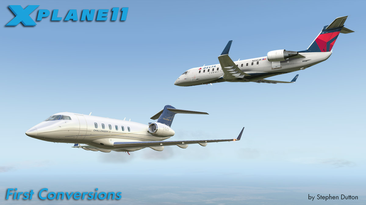 X Plane 10 Bombardier Challenger 300 Download Free ...