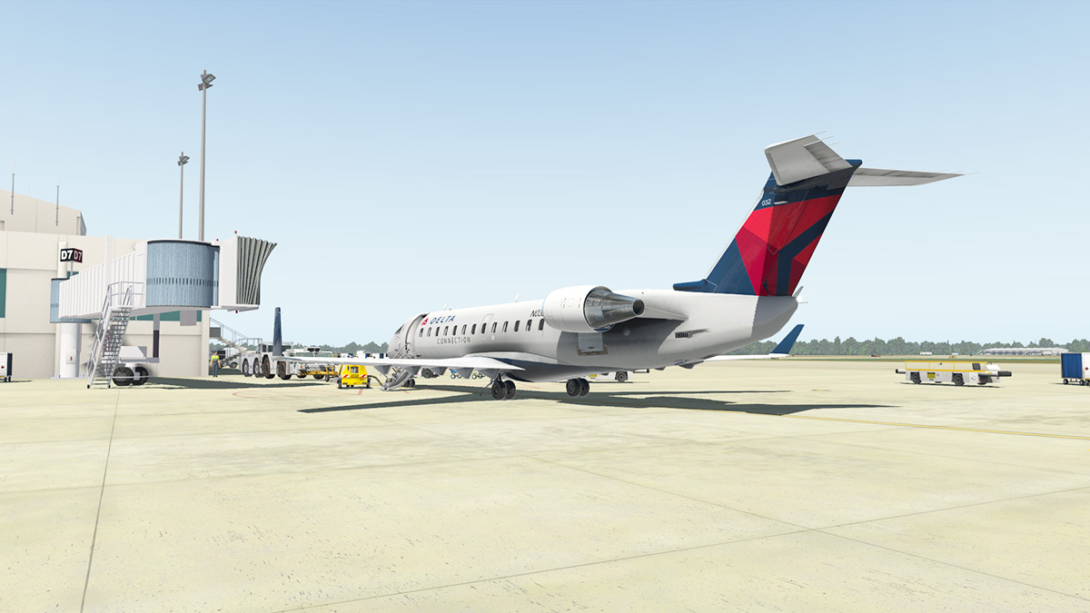 x plane11 first conversions challenger 300 and crj 200 airliners reviews x plane reviews. Black Bedroom Furniture Sets. Home Design Ideas