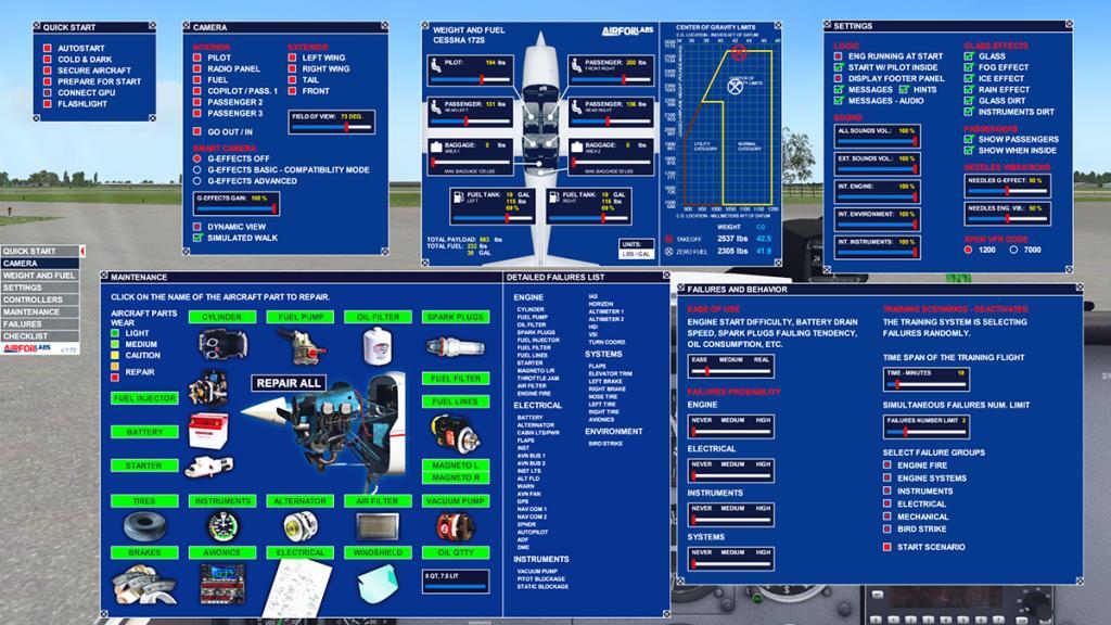 Airfoillabs_C172SP_v1.70 Menus 2.jpg