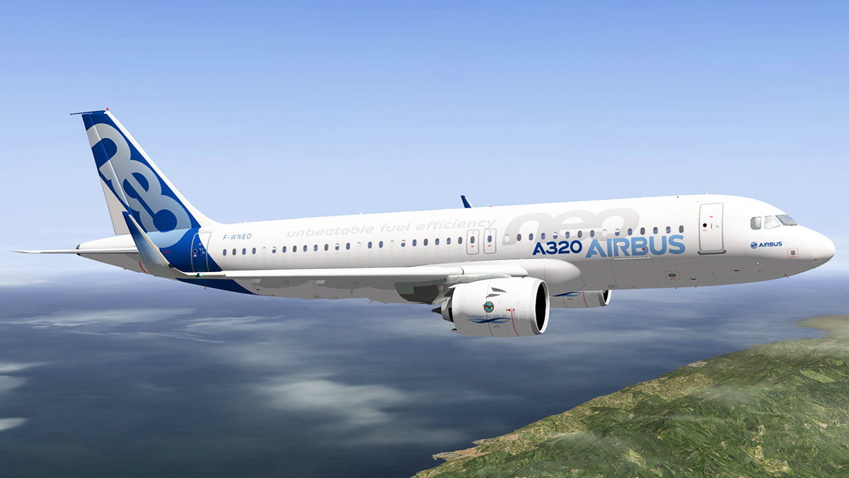 News! - New Liveries : Airbus A320-271N neo by Peter Hager - News