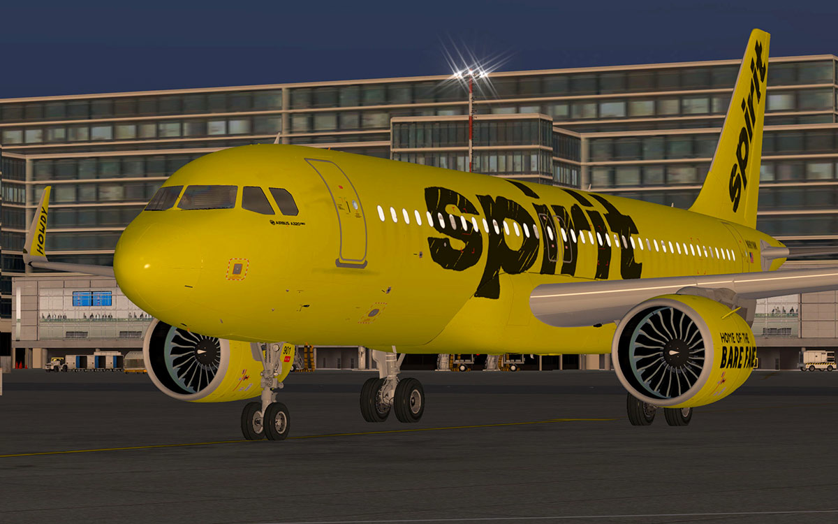 News! - New Liveries : Airbus A320-271N neo by Peter Hager