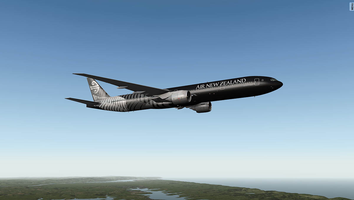 News! - Aircraft Updated to X-Plane11 : Boeing 777