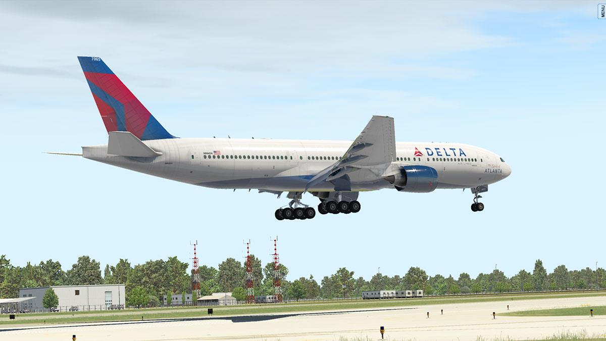 News! - Aircraft Updated to X-Plane11 : Boeing 777 Worldliner