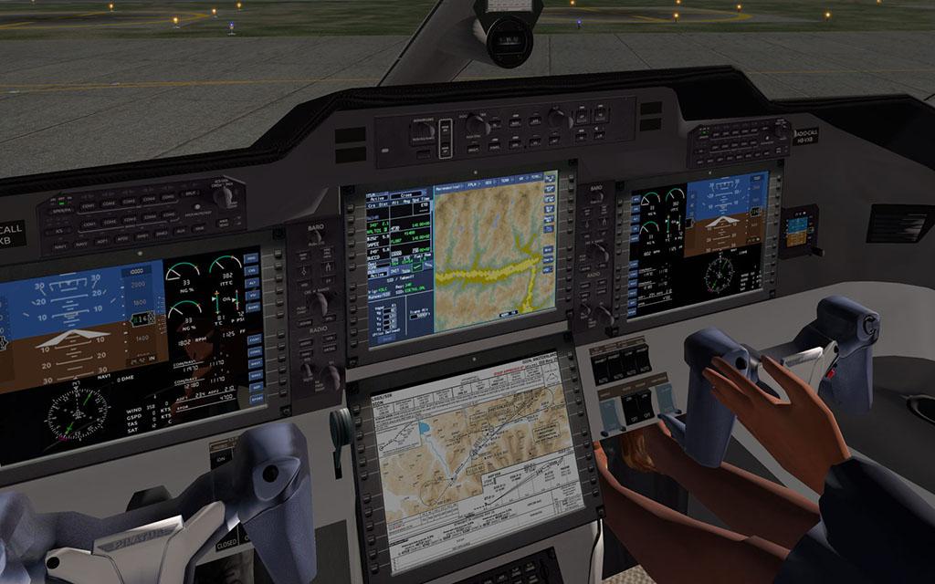 News Aircraft Updated To X Plane11 Pilatus Pc 24