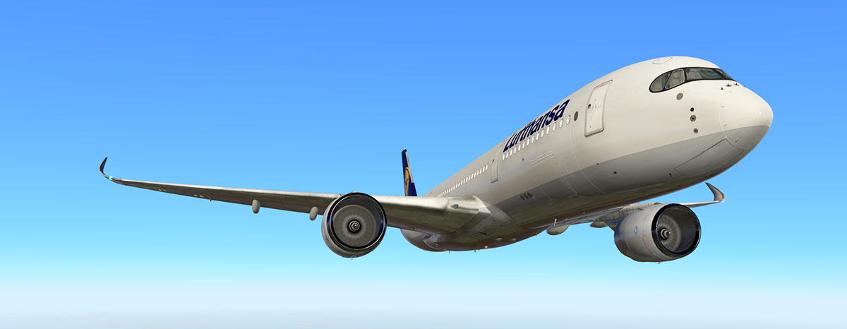 News! - Aircraft Updated to X-Plane11 : Airbus A350 XWB v1
