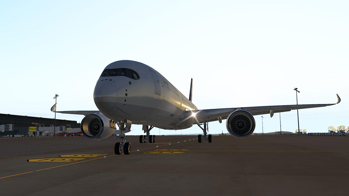flightfactor a350