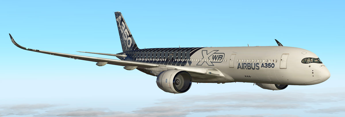 News! - Aircraft Updated to X-Plane11 : Airbus A350 XWB v1 4 3 by