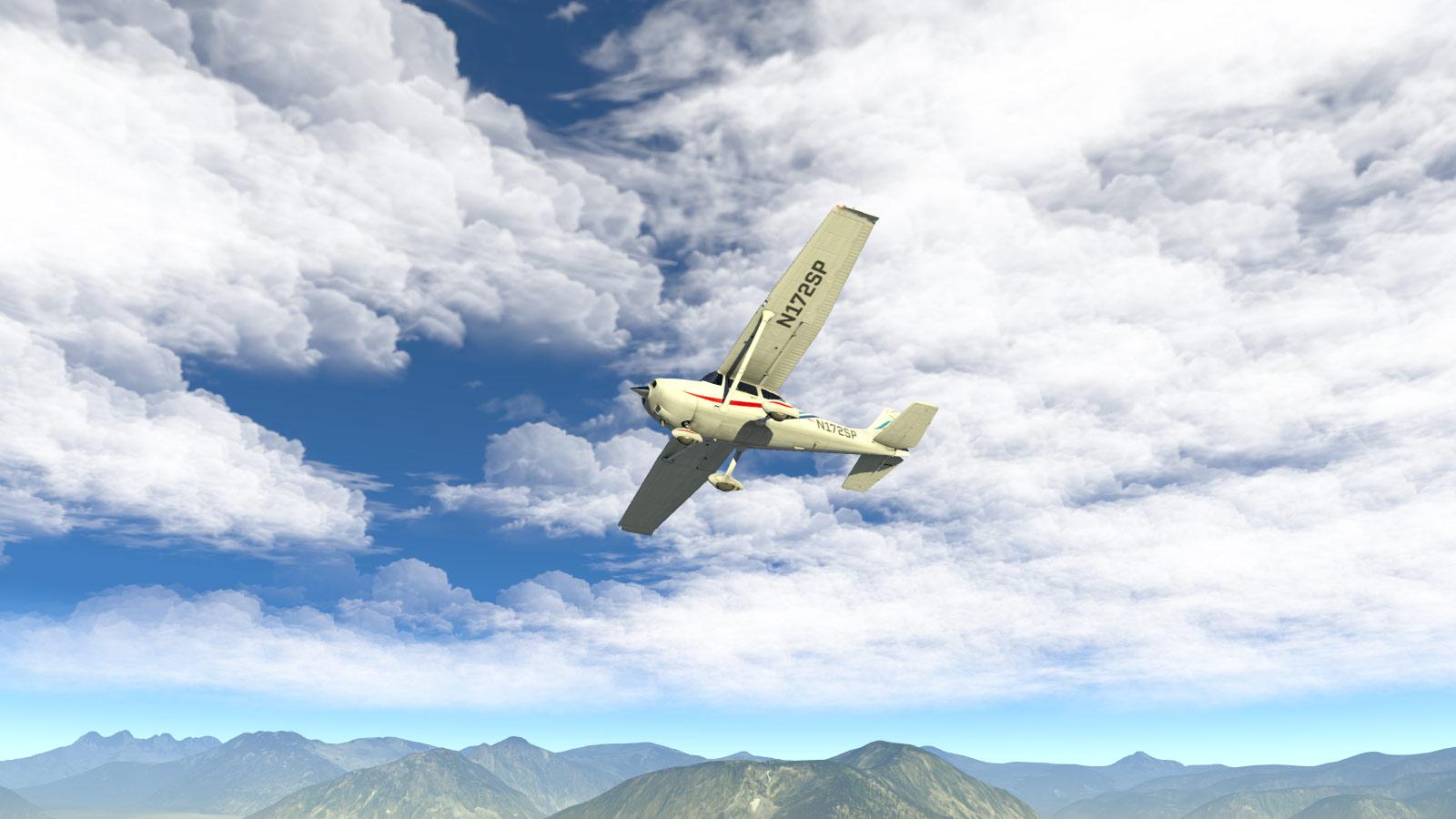 Simulator Modifications : Project BetterSky - X-Plane