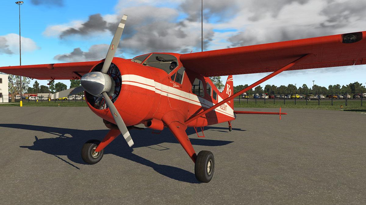 Classic Aircraft   De Havilland Canada Dhc