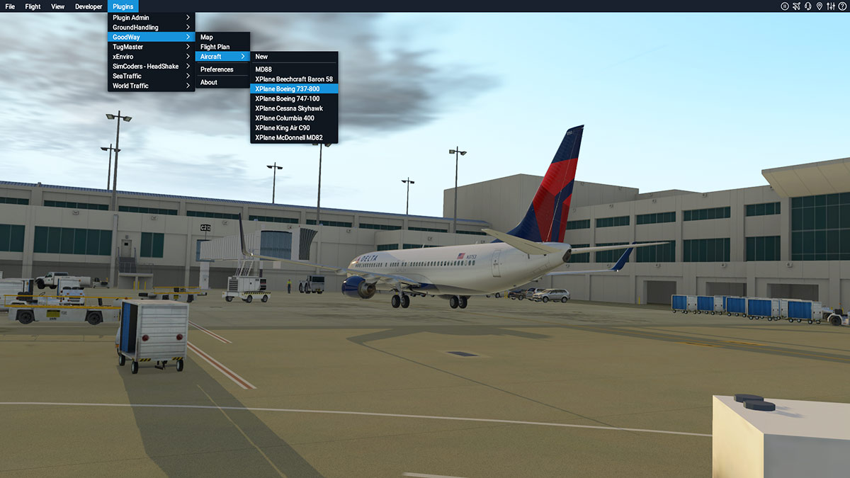 Plugins - Goodway v5 FlightPlanner Released - X-Plane