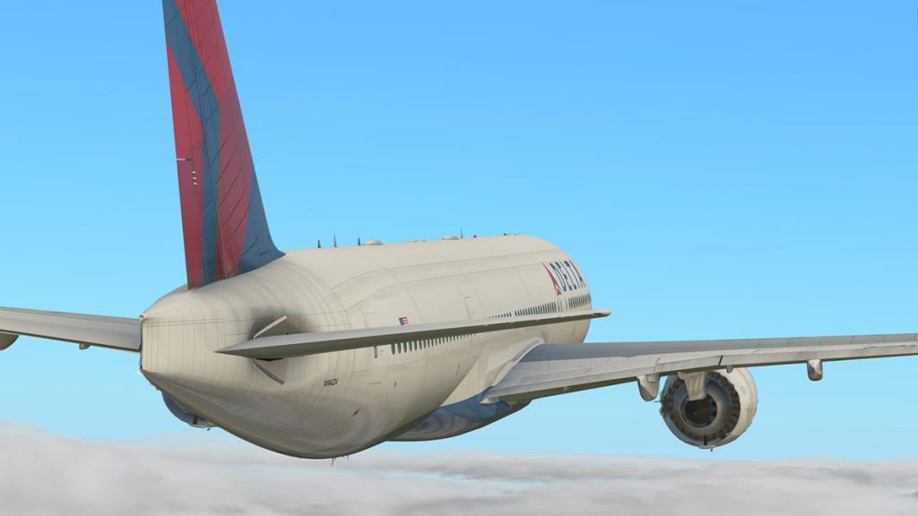 Boeing 777 worldliner professional